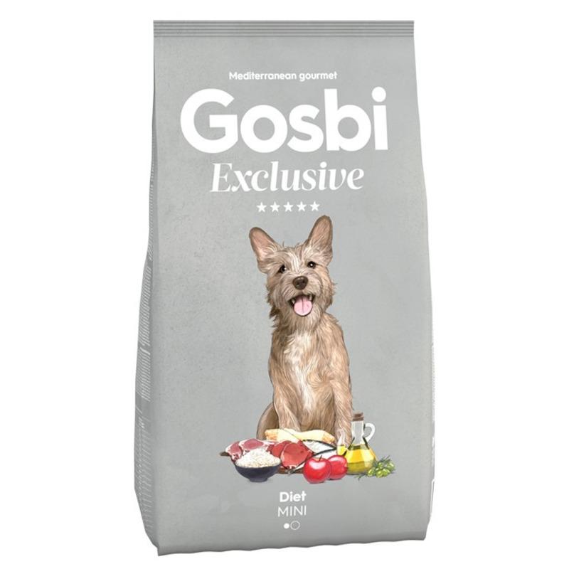 Gosbi Exclusive сухой корм для собак мелких