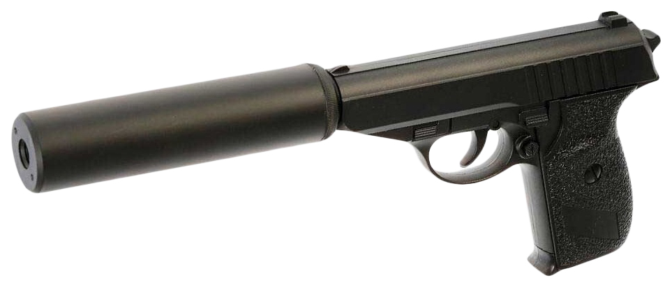 Пистолет пневматика CS Toys металлический 15