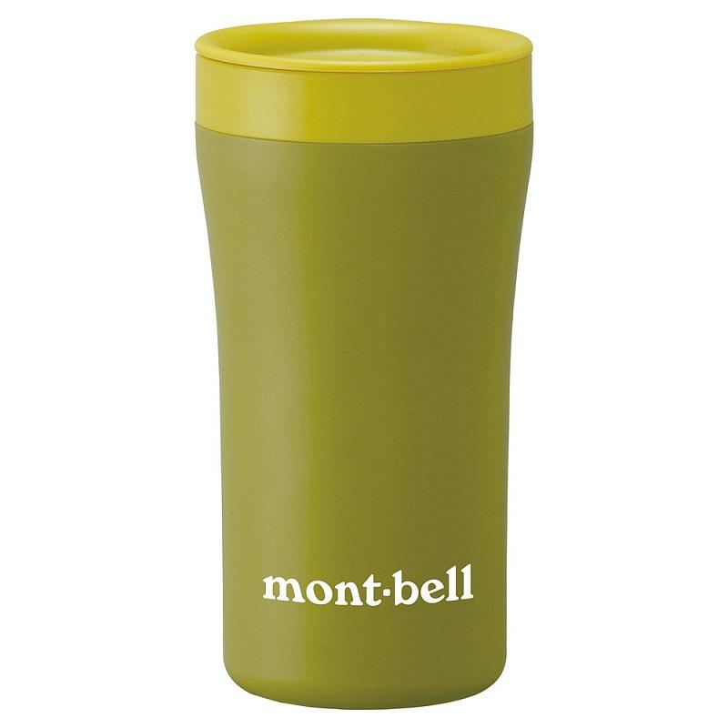 MontBell термостакан Termo Tumbler MB Logo 300мл