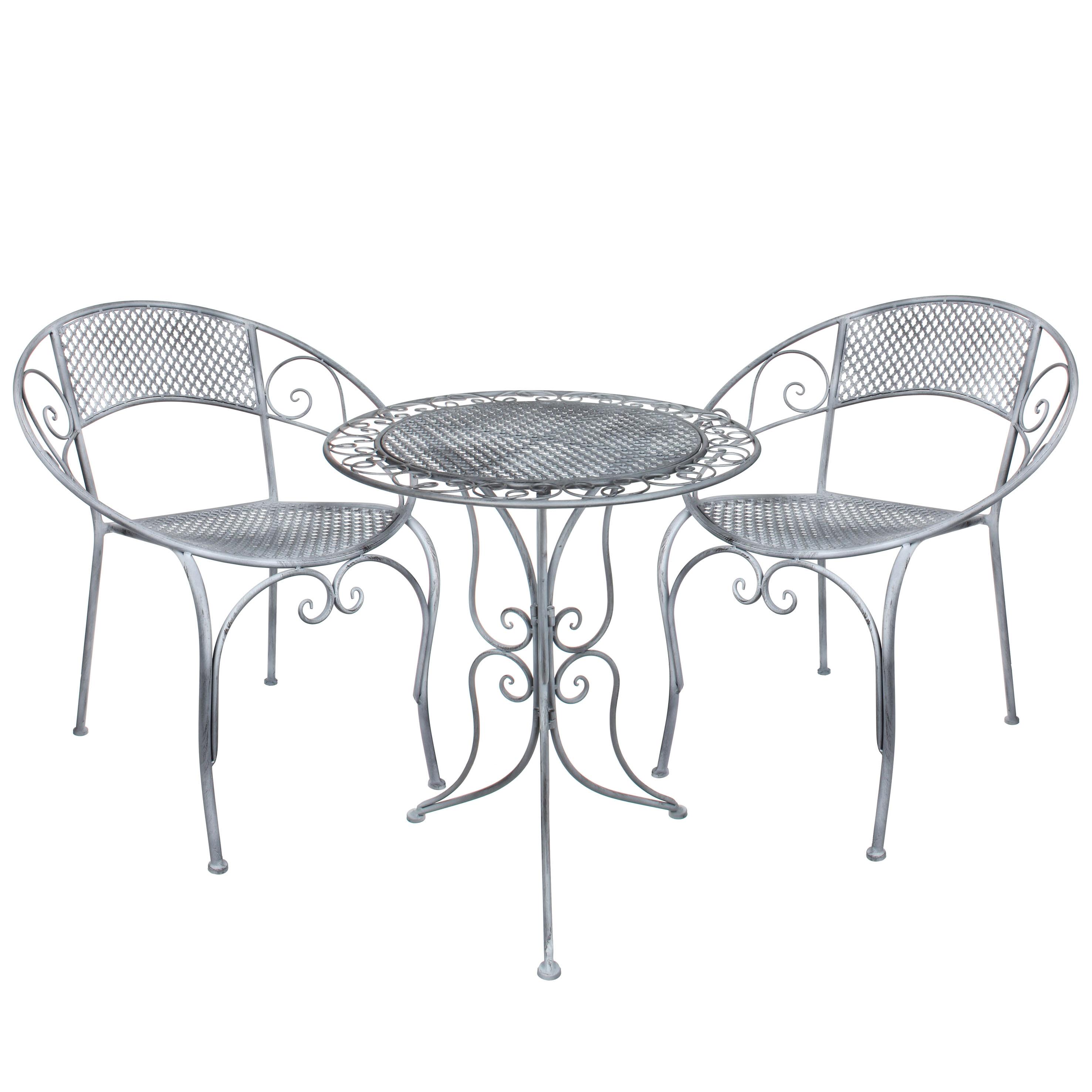 Набор дачной мебели Kaemingk 1023734 2 кресла+стол
