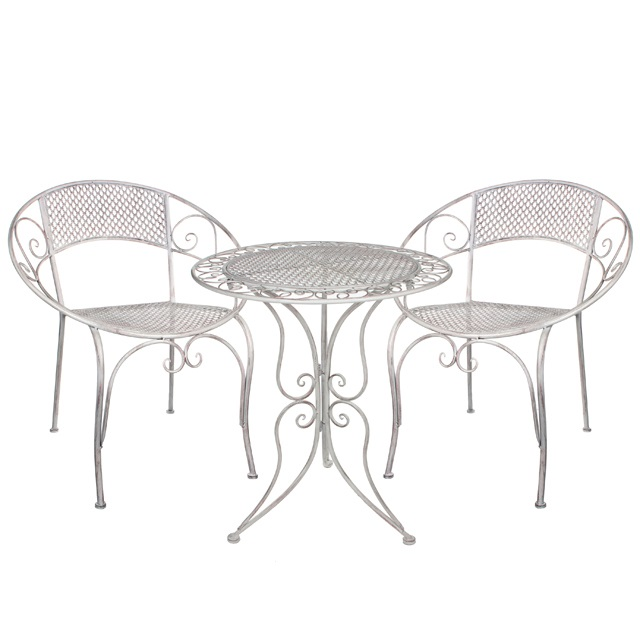 Набор дачной мебели Kaemingk 1023733 2 кресла+стол