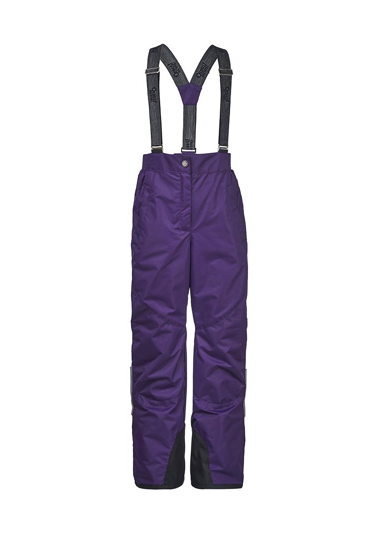 Купить Брюки для девочек OLDOS ASS082TPT20 цв. фиолетовый р.140,