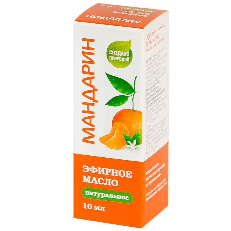 Купить Масло эфирное PL Мандарин 10мл, Натуральные масла