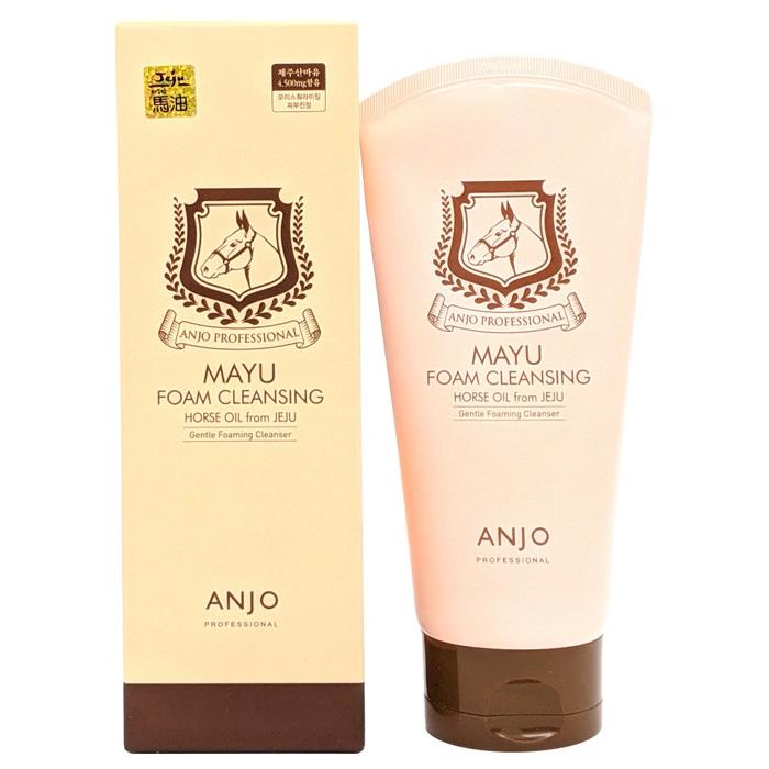 Пенка для умывания ANJO Professional Mayu Foam