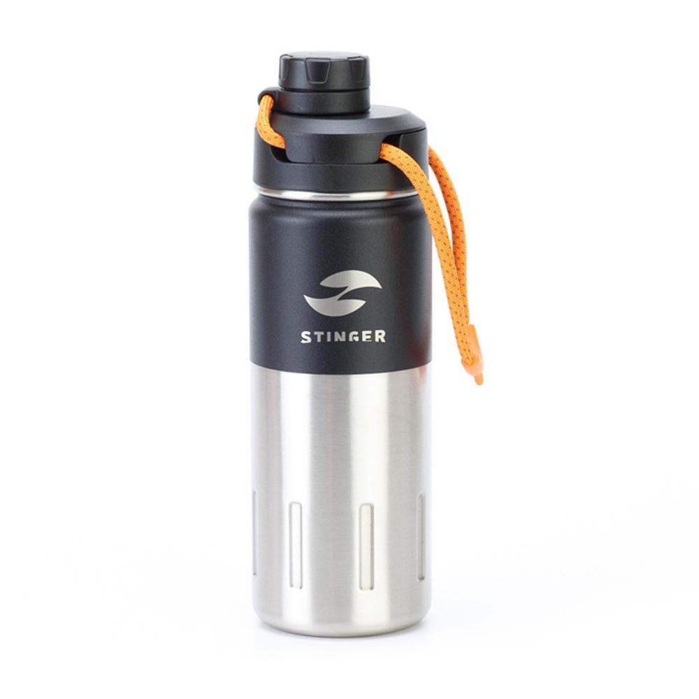 Фото - Термобутылка Stinger, 0,5 л, 7,5x23,1 см, черный HD-500-46CB