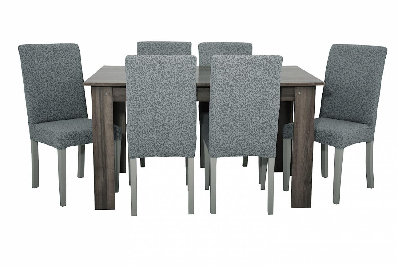 Чехлы на стулья без оборки Venera