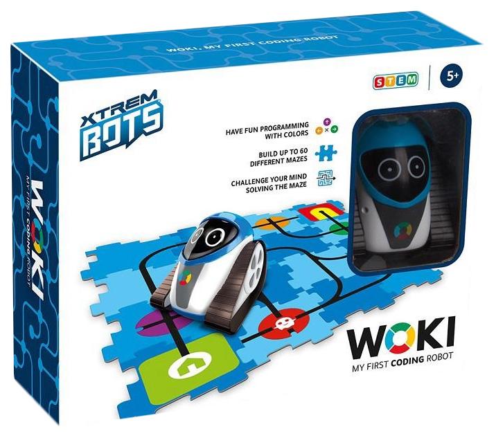 Смарт робот Longshore Limited Xtrem Bots Woki XT380891