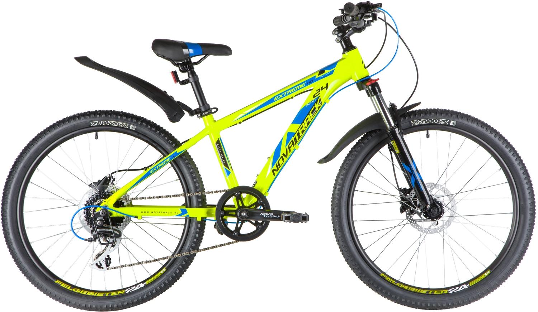 Велосипед Novatrack Extreme D 24 2020 11\