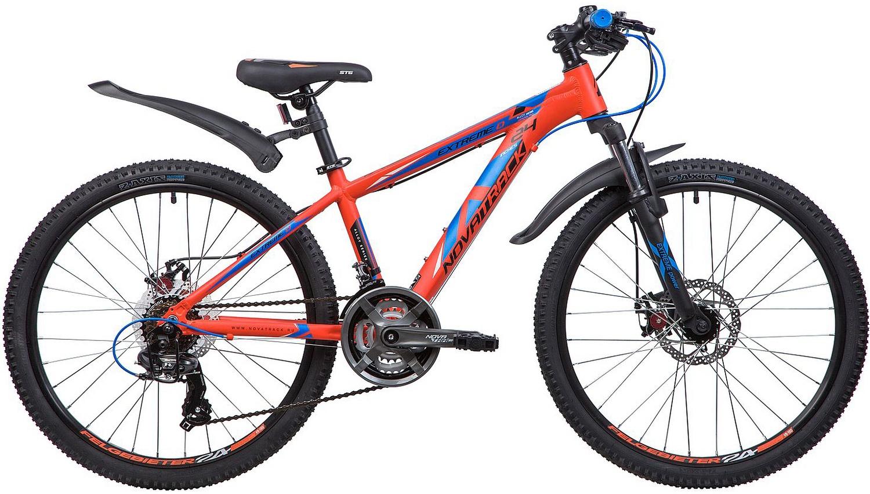 Велосипед Novatrack Extreme D 24 2019 13\