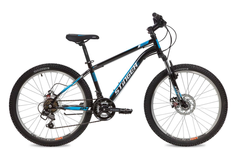 Велосипед Stinger Caiman D 24 2020 12