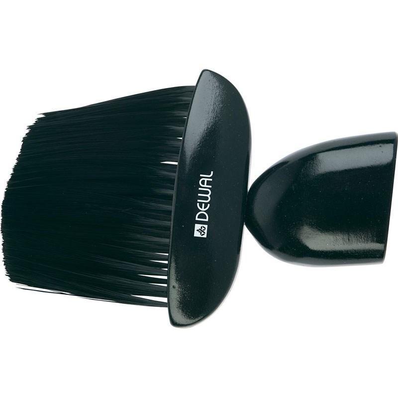 Купить Кисть-сметка Dewal плоская ручка дерево искусственная щетина, Кисть-сметка Dewal, плоская, ручка дерево, искусственная щетина