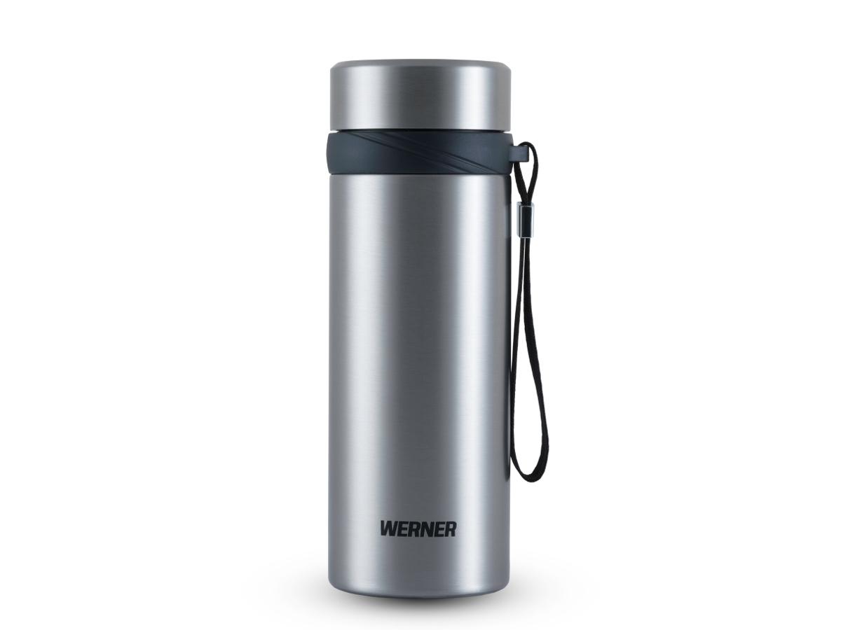 Термос Werner Cile 0,5 л серый