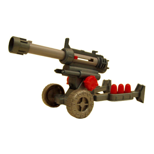 Машина военная Форма Пушка пневматическая 20 х 9 х 9,5 см фото