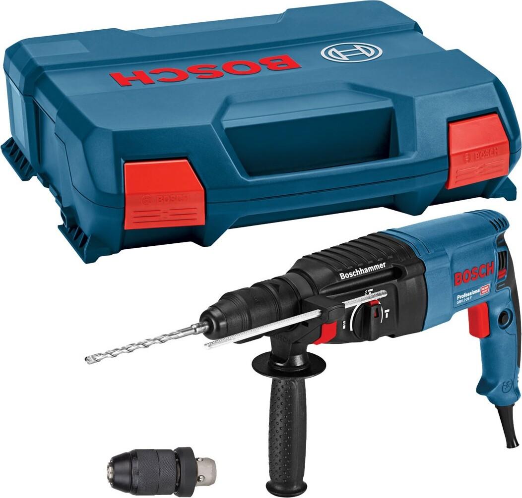 Перфоратор Bosch GBH 2-26 F Professional (06112A4000)