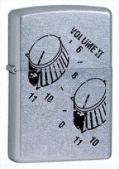 Зажигалка широкая Zippo Voluem  53389