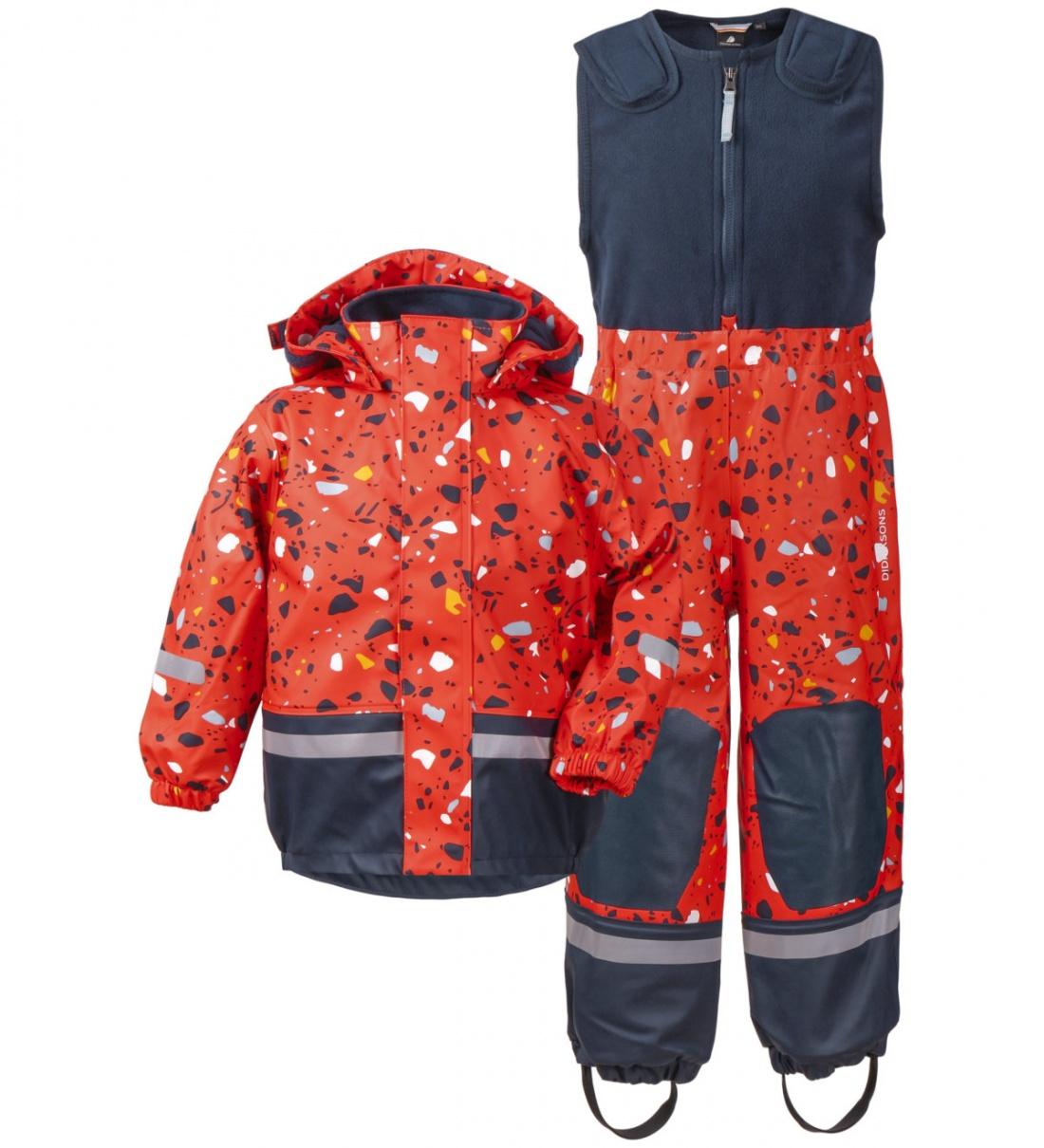 Комплект куртка + полукомбинезон для детей Didriksons