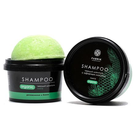 Купить Твердый шампунь Fabrik Cosmetology «Пихта», 55 г