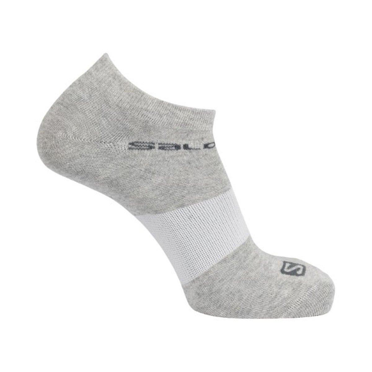 Носки Salomon FESTIVAL 2-PACK серые L