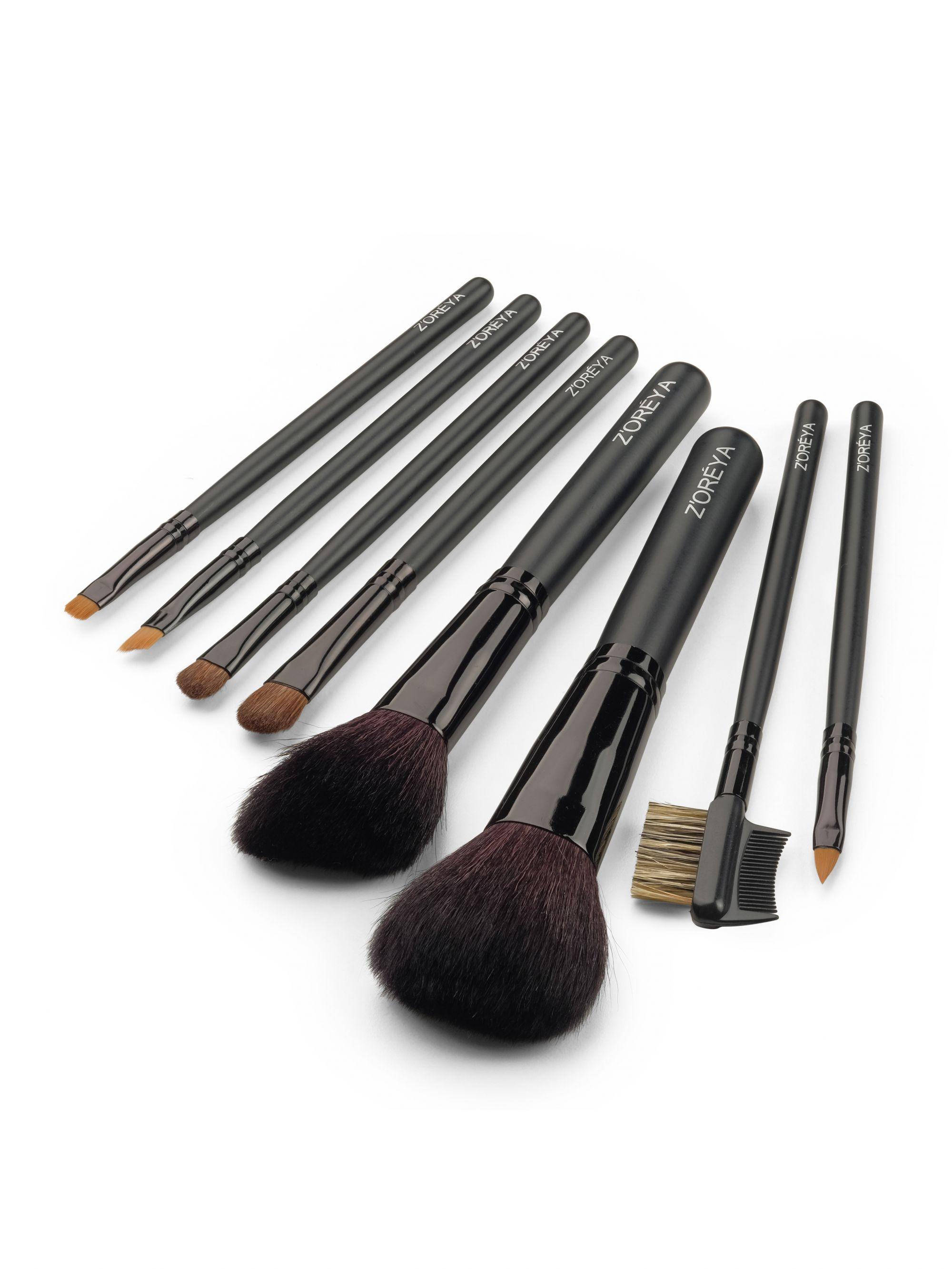 Купить Набор кистей ZOREYA для макияжа 8 шт, ZM8-3, Zoreya_074