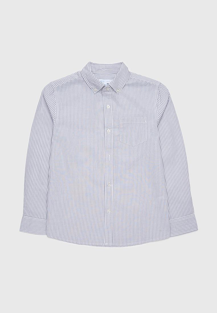 Рубашка детская Modis M202K00583W001 белый р.152