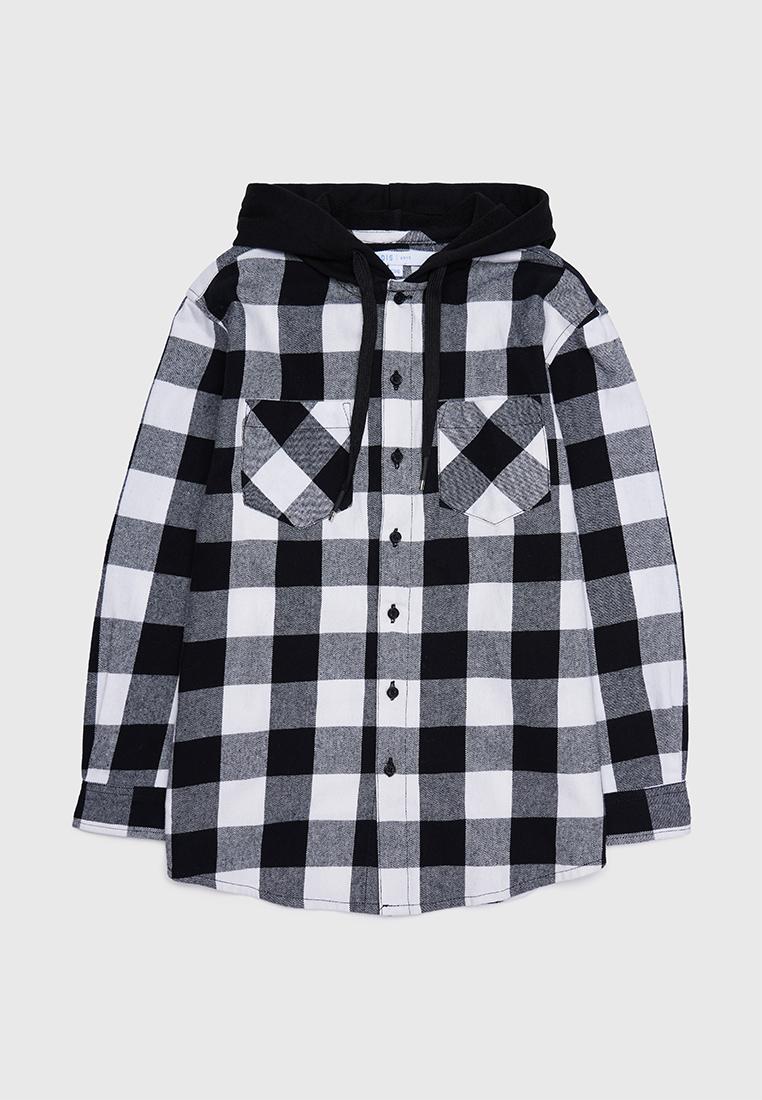 Рубашка детская Modis M212K00204W001 белый р.140