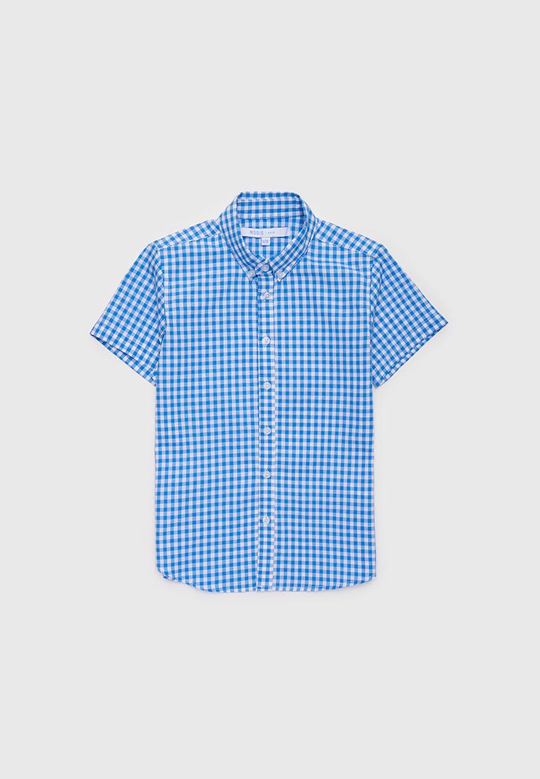 Рубашка детская Modis M211K00749R346 бирюзовый р.140