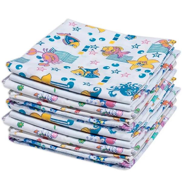 Купить Пеленки для новорожденных Чудо-Чадо 80х120 см 10 штук,