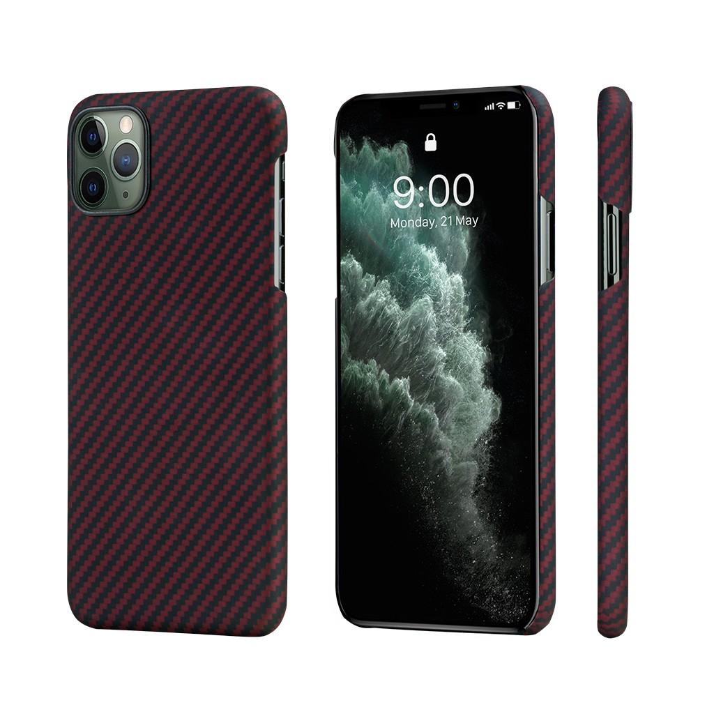 Чехол Pitaka MagCase для iPhone 11 PRO MAX Black/Red