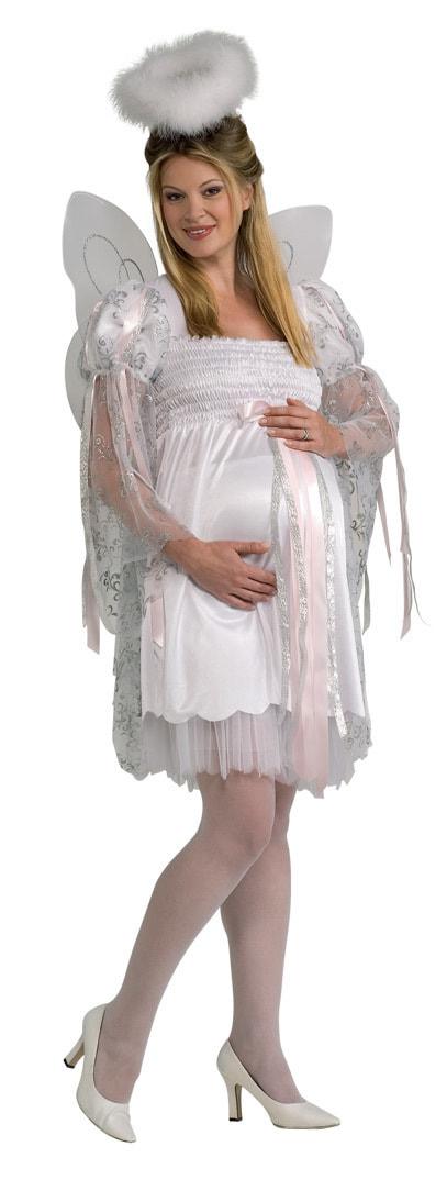 Купить R889010, Костюм Rubie's Ангел Для Беременных Взрослый STD (44-46),