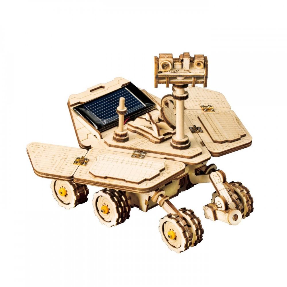 Купить 3D-пазл Robotime машина 153 детали,