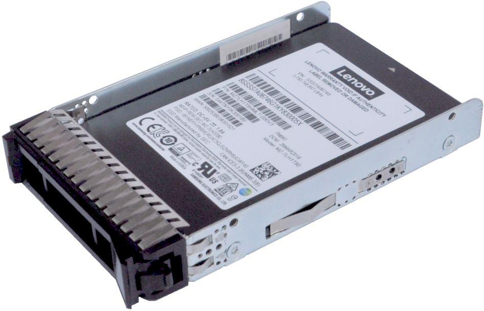 Внутренний SSD накопитель Lenovo TCH ThinkSystem PM1645