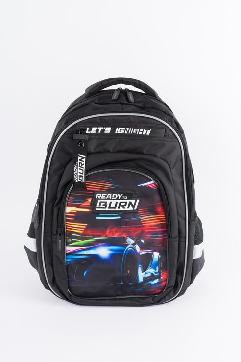 Рюкзак Berlingo RU06808 Черный