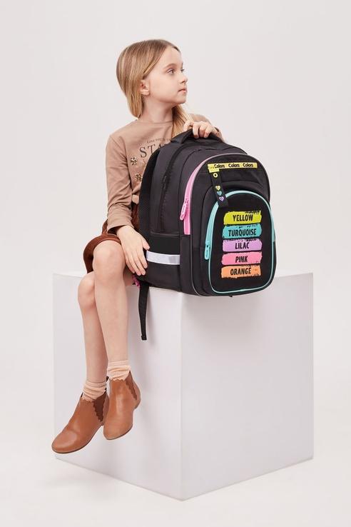 Рюкзак Berlingo RU06801 Черный