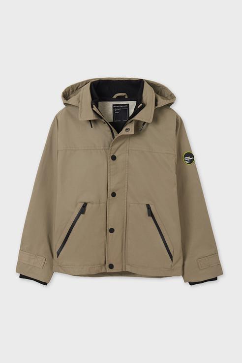 Купить Куртка детская Nukutavake by Mayoral 6492/21 Бежевый р.152,