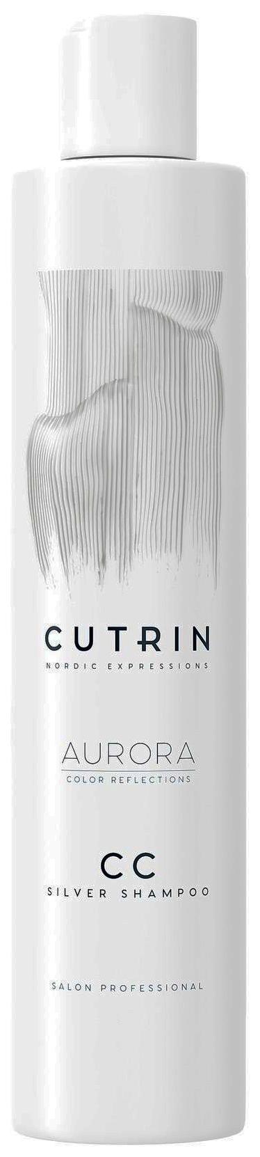 Купить Шампунь AURORA для тонирования волос CUTRIN Серебристый иней 250 мл