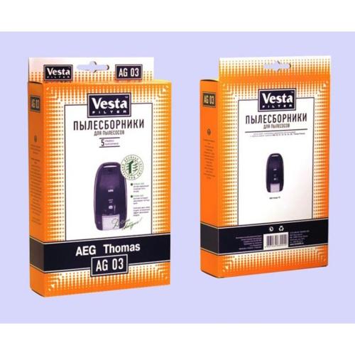 Пылесборник для пылесоса Vesta filter AG03