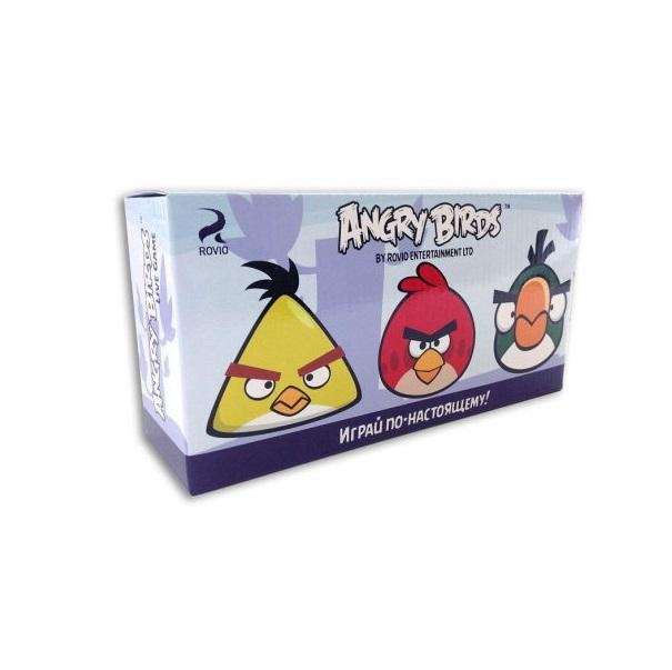 Купить Набор птичек для игры Angry Birds Chericole S+S Toys,