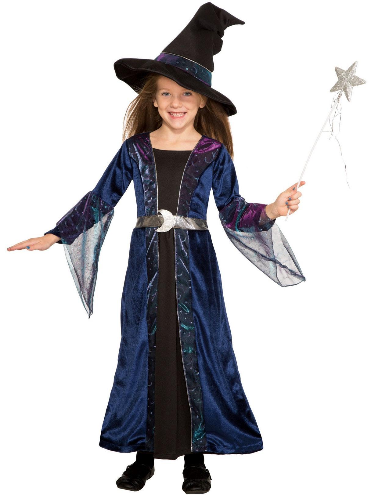 Купить F81413, Костюм Forum Novelties Волшебница Для Девочки L (10-12 лет),