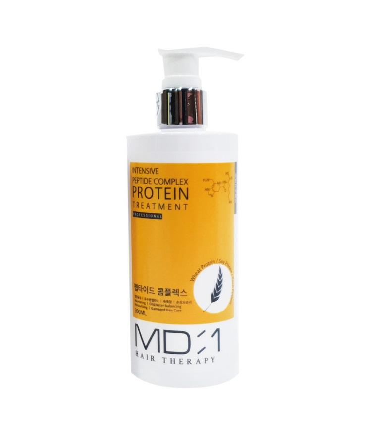 Купить Маска для волос PROTEIN TREATMENT Протеин 300мл, Мед Би