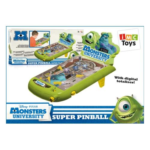 Пинбол IMC Toys Monster University со звуком