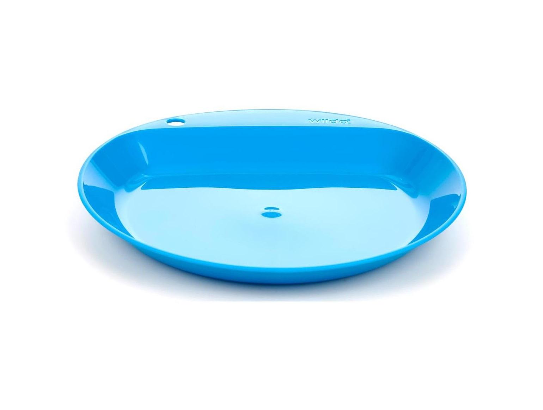 Тарелка Wildo 2019 Camper Plate Flat Плоская Lightblue (Б/Р)