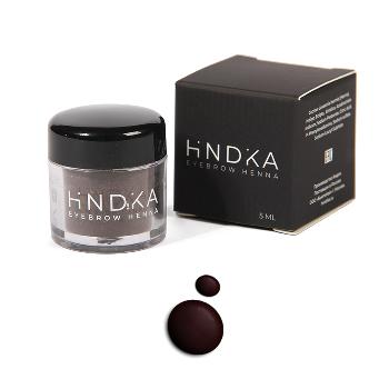 ХНА для бровей и ресниц, HINDIKA, натуральная Черный кофе ESPRESSO, 7 гр  - Купить