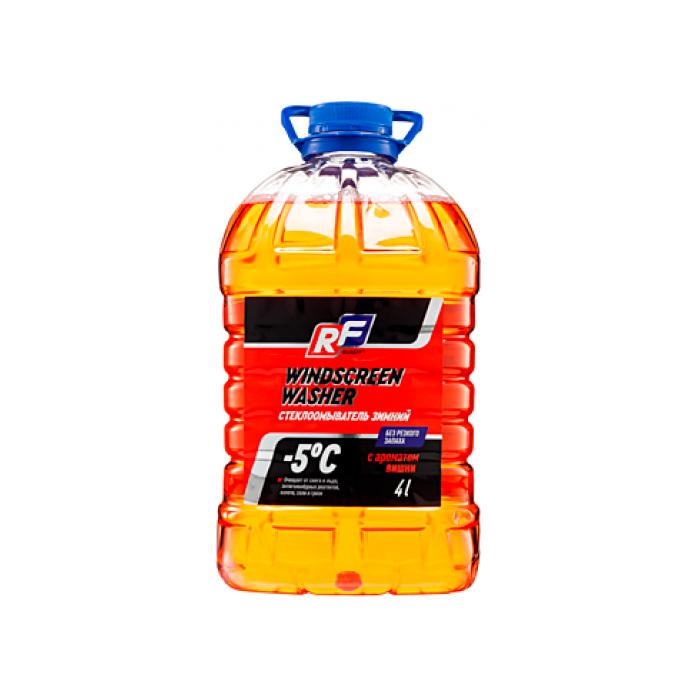 Стеклоомывающая жидкость 15205N RUSEFF 4 л. зимняя