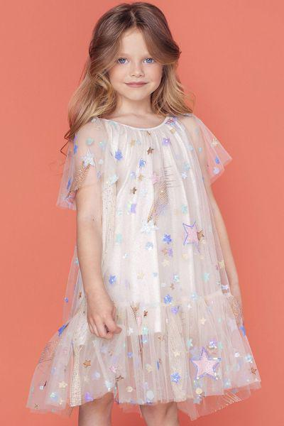 Платье Noble People цв. белый р.92