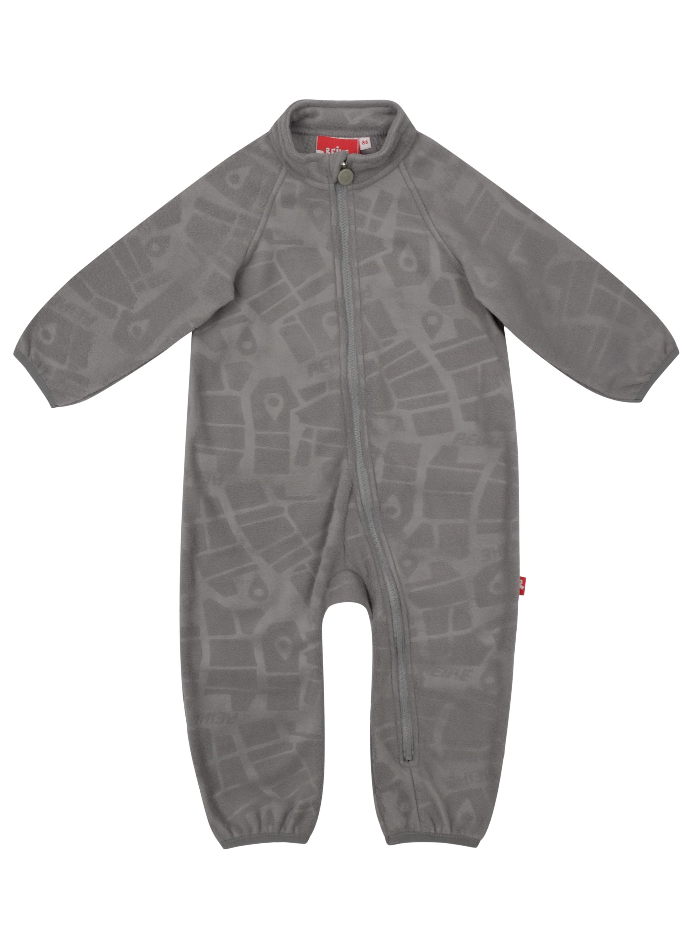 Комбинезон детский повседневный Reike WL 75 grey