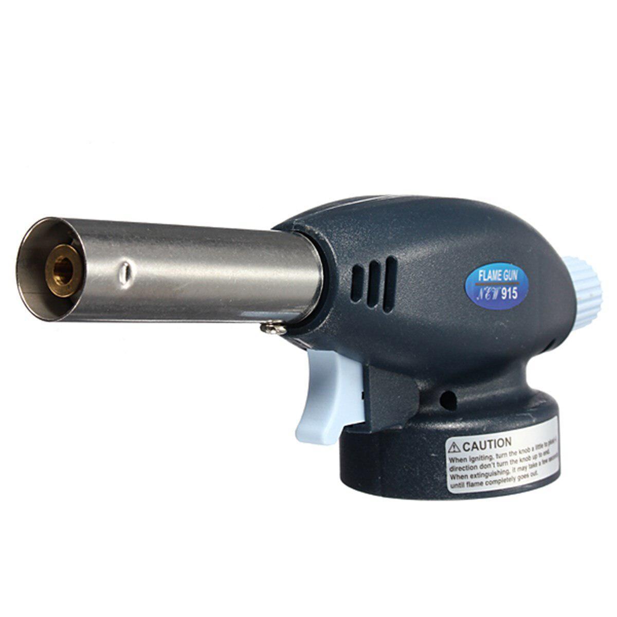 Автоматическая газовая горелка-насадка ОТМ Gun 915 Flame
