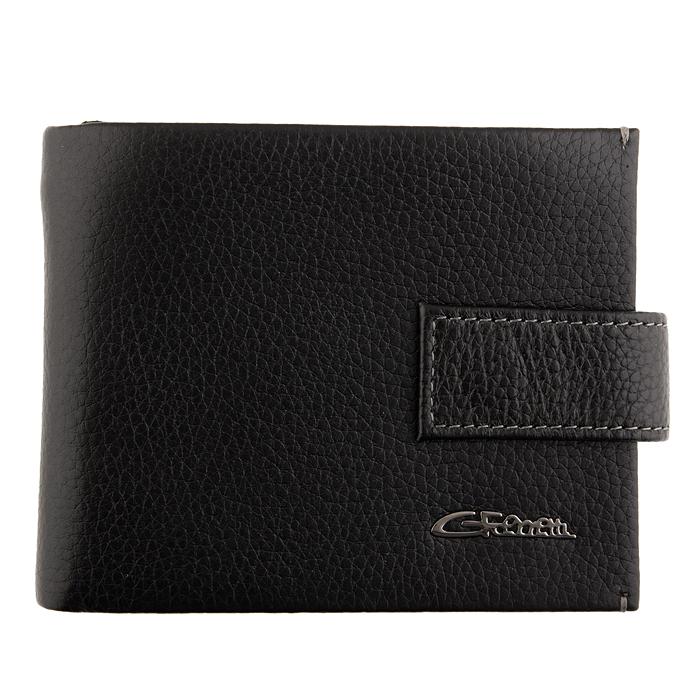 Зажим для денег мужской Giorgio Ferretti 0102-3 черный