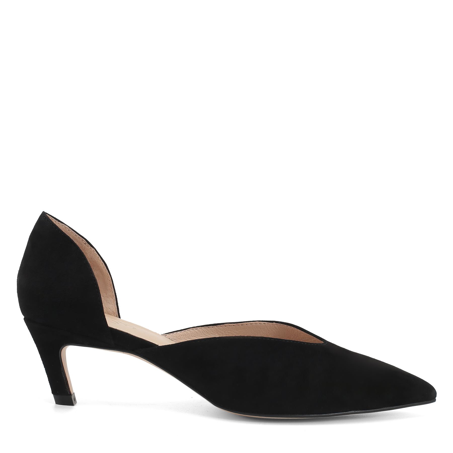 Туфли женские Portal PRL1061-03 черные 39 RU