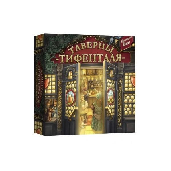 Купить ТТФ001, Настольная игра Таверны Тифенталя Lavka Games,