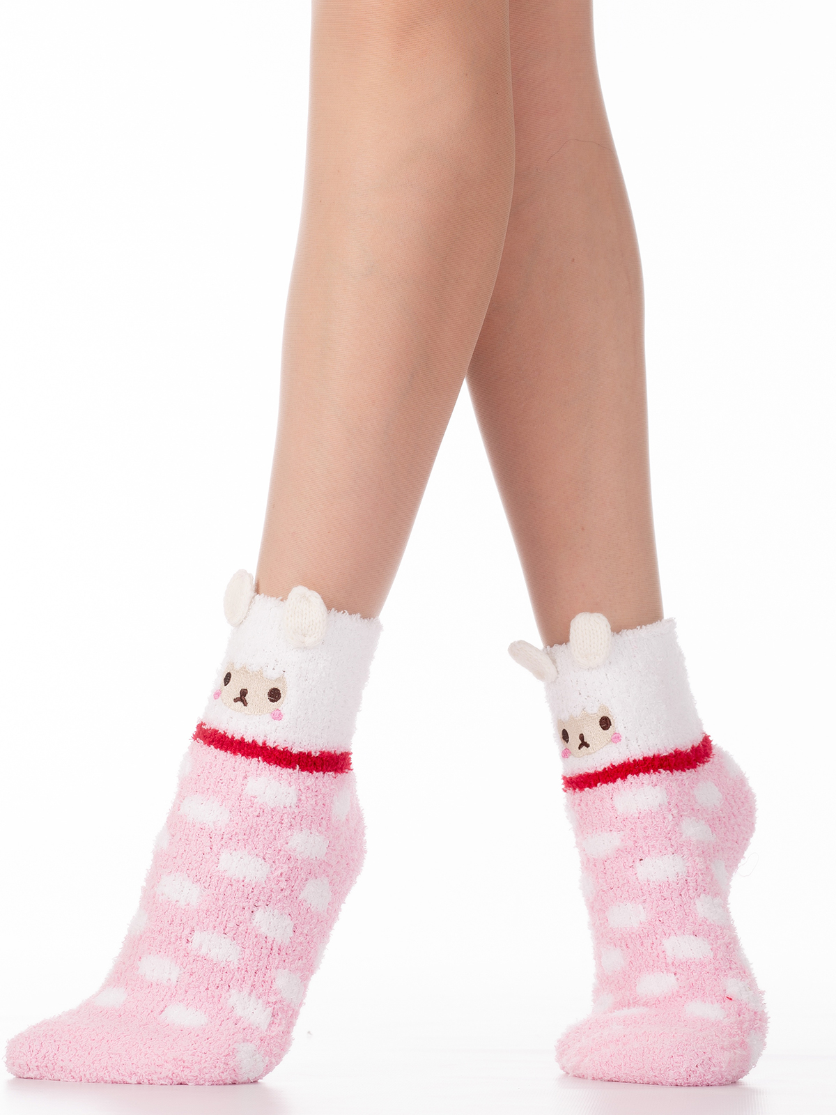 Носки женские Hobby Line HOBBY 2361-1 розовые 36-40